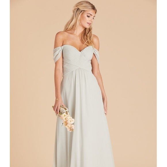 3f3a44f53e9 Dresses   Skirts - Birdy Grey Seafoam bridesmaid dress